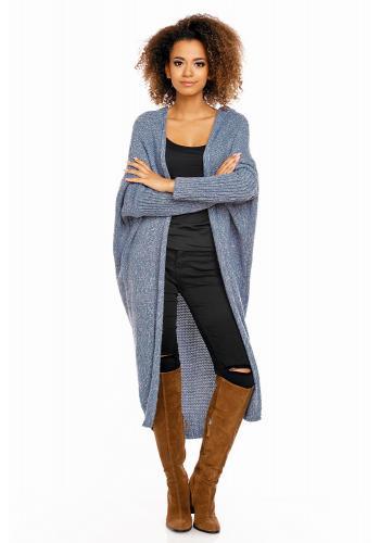 5235fd5fd3bd Mätový oversize dlhý plášť pre dámy ...