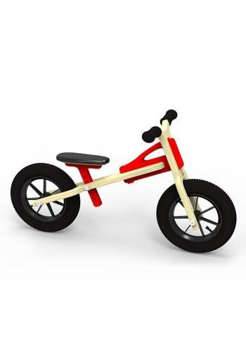 Modré odrážadlo - bežecký bicykel pre deti