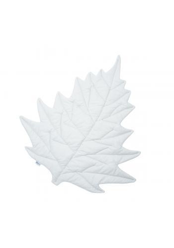 Podložka na hranie v tvare listu v zelenej farbe