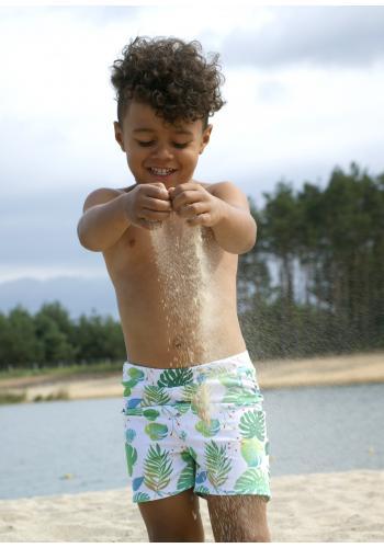 Mätové plavky so zmrzlinovou potlačou a mäty pre chlapcov