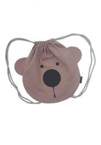 Detský batoh - medveď staroružový