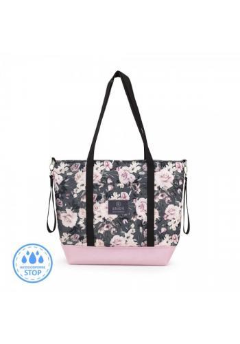 Nákupná taška - nočné kvety