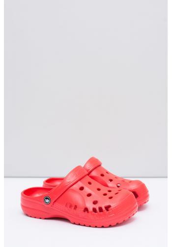 Detské penové kroksy v červenej farbe