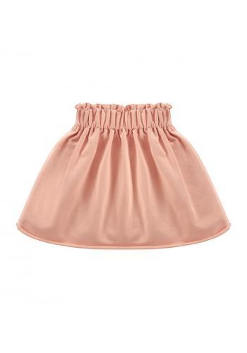 Sukňa pre dievčatá v ružovej farbe