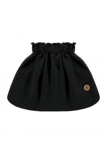 Čierna sukňa pre dievčatá