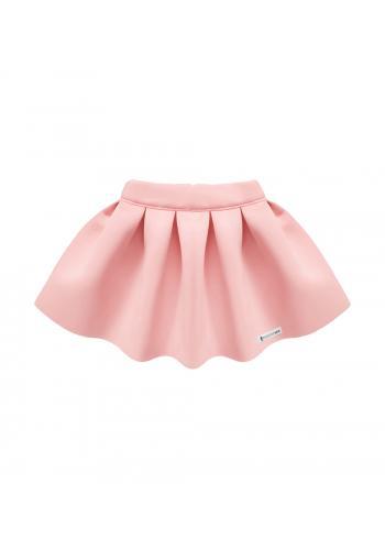 Svetlo ružová sukňa pre dievčatá