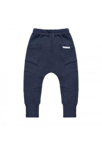 Bavlnené teplákové nohavice s motívom vesmíru pre chlapcov