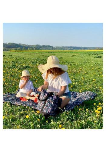 Pikniková deka - príroda