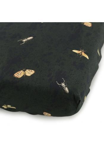 Detské prestieradlo s gumkou na posteľ s motívom prírody