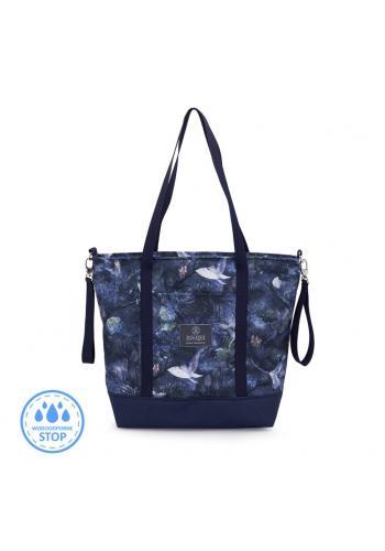 Nákupná taška s motívom magického lesa