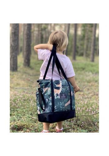 Nákupná taška s motívom Savany