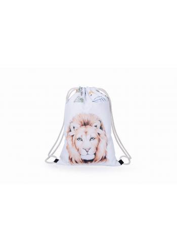 Detské vode odolné vrecko s obrázkom leva