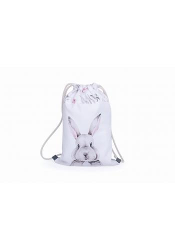 Detské vode odolné vrecko s obrázkom králika