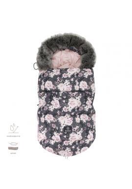 Detský fusak premium - nočné kvety