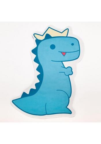 Detský koberec/podložka na hranie s motívom dinosaura