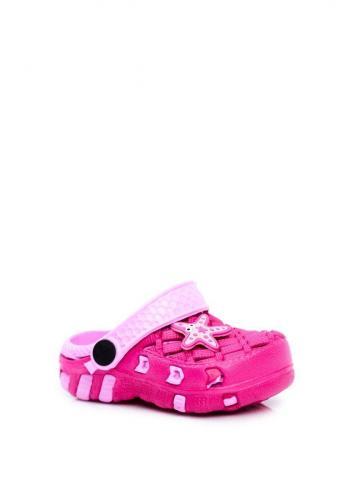 Ružové kroksy pre dievčatá