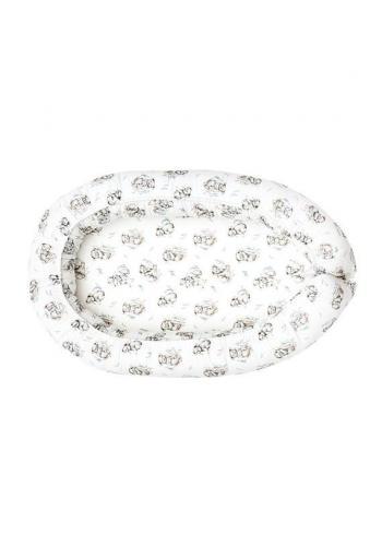 Bavlnené obojstranné hniezdo pre bábätka - KOALA