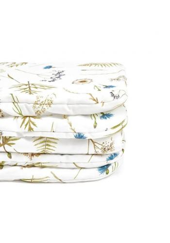 100% bambusová detská posteľná sada s výplňou - HERBAL
