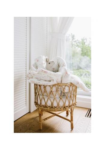 Bavlnená detská posteľná sada s výplňou - ILLUSION