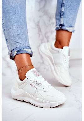 Biele tenisky pre dámy