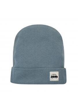 Klasická modrá čiapka pre deti