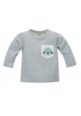 Detské štýlové tričko s potlačou