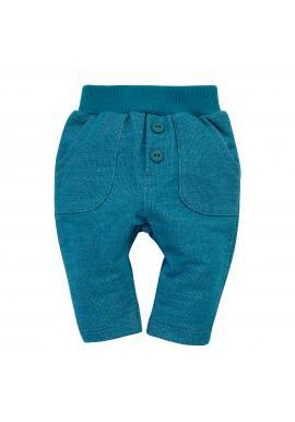 Štýlové nohavice pre deti s gombíkmi