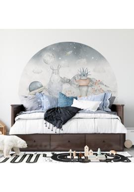 Vesmírna nálepka na stenu do detskej izby