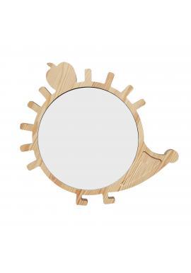 Magnetická suchostierateľná tabuľa v podobe ježka