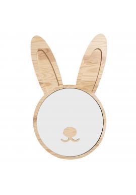 Detská magnetická suchostierateľná tabuľa v podobe zajaca