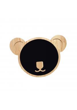 Magnetická kriedová tabuľa v podobe koaly