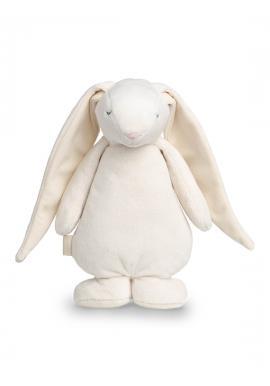 Krémový svietiaci králik MOONIE so šumivým efektom