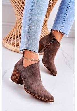 Dámske topánky na opätku
