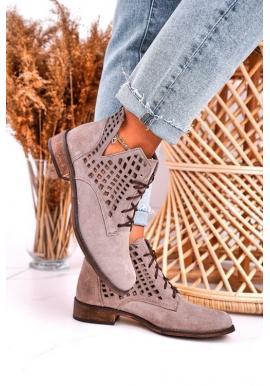 Dámske topánky na podpätku