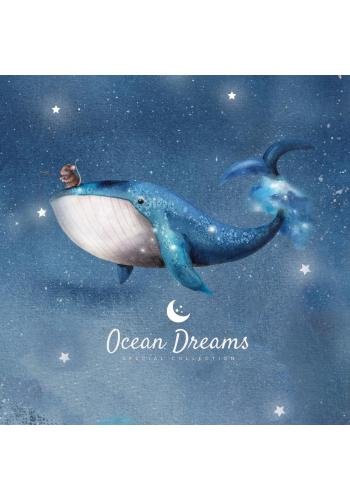 Detská sada obliečok do postieľky s motívom Ocean Dreams