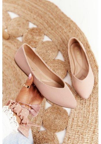 Módne balerínky pre dámy