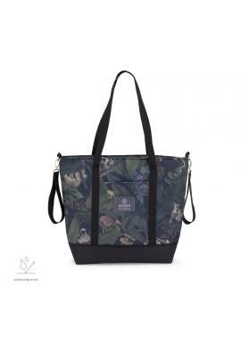 Nákupná taška s motívom detektívov z džungle