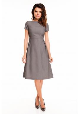 Dámske šaty - sivé