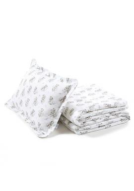 Bavlnená sada do postele s výplňou-Koala