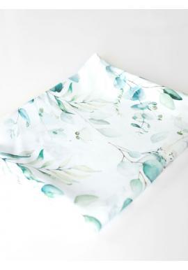 Bambusová deka pre bábätka - Eukalyptus (vankúš grátis)