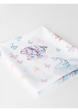 Letná bambusová deka pre bábätka - Dream (vankúš grátis)