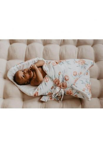Bavlnená zavinovačka pre bábätka - BLOOM REVIVAL