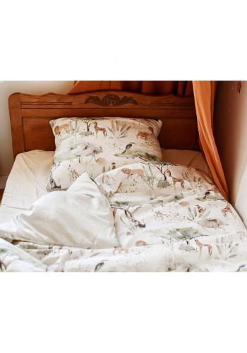 Súprava na spanie s motívom tropických vibrácií