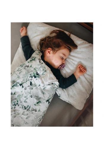 Detský spací vak s motívom tropických vibrácií