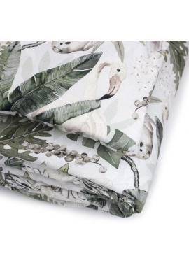 Sada na spanie s motívom tropických vibrácií - 100% bambus