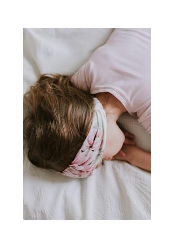 Bambusová elastická čelenka pre dievčata - BLOOM REVIVAL