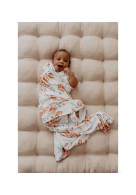 Bambusová detská letná deka - BLOOM REVIVAL