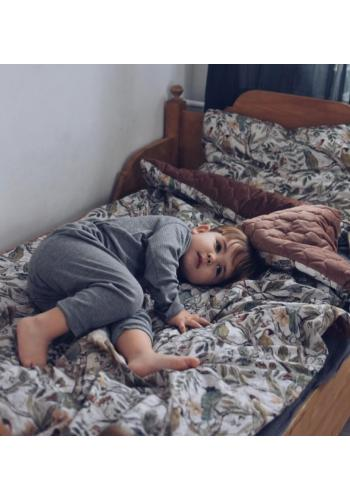 Zamatová teplá deka pre deti s motívom víl