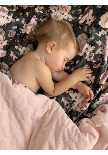 Detská zamatová tenká deka s motívom víl