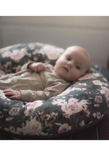 Vankúš na dojčenie v tvare C s motívom víl